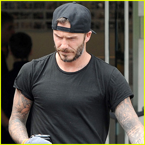 David Beckham Gets Back into His SoulCycle Routine After Spending Easter Sunday With the Family