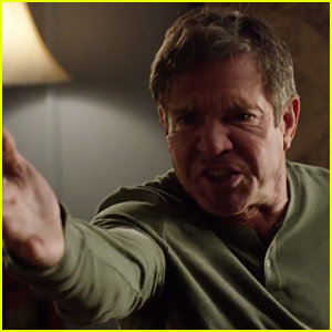 Dennis Quaid's Freak Out Video Is From Funny or Die - Watch In Full!