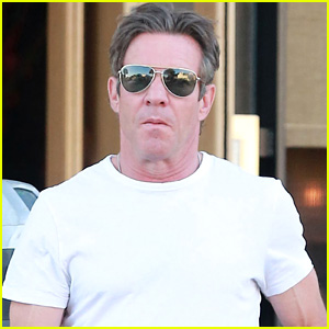 Dennis Quaid Steps Out Looking Serious After Viral Prank