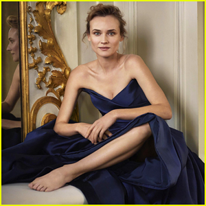 Diane Kruger Becomes Ambassador for Martell Cognac's 300th Anniversary Celebration - See Her Campaign Here!