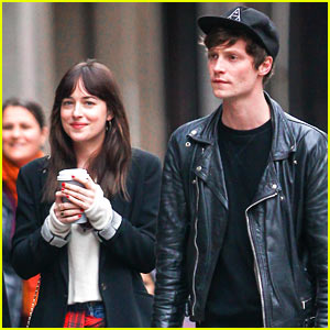 alexa chung dating matthew hitt She's getting ready to reprise her role as anastasia steele in 50 shades darker but it seems all the 27-year-old actress can think about is her off-screen beau.