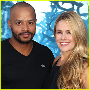 Donald Faison & CaCee Cobb Welcome Baby Girl Wilder - See the Photo!