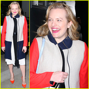 Elisabeth Moss Would 'Totally' Do a 'Mad Men' Spinoff!