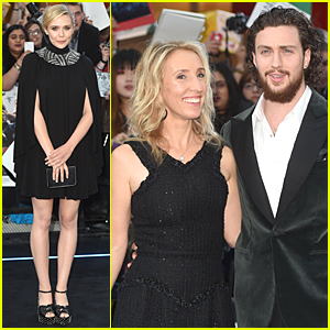 Aaron Taylor-Johnson Angered By Age Gap Discussions About Wife Sam