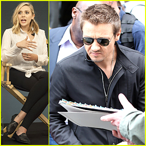 Elizabeth Olsen Gets Confused Seeing Herself in 'Avengers: Age of Ultron'