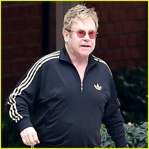 Elton John Supports Bruce Jenner's Transition to a Woman