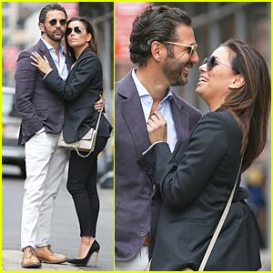 Eva Longoria Is Happy & In Love With Boyfriend Jose Baston