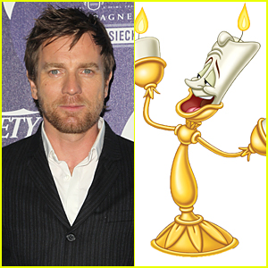 Ewan McGregor Is In Final Talks to Take Lumiere Role in 'Beauty & the Beast'