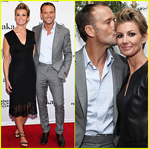 Tim McGraw Supports Faith Hill at 'Dixieland' Premiere