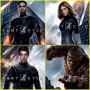 'Fantastic Four' Character Posters Revealed!