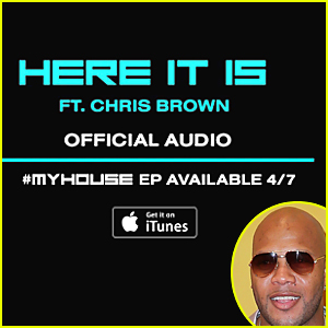 Flo Rida & Chris Brown's 'Here It Is' Full Song & Lyrics (JJ Music Monday)