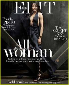 Freida Pinto Says Fame Prevented Her From Being Herself