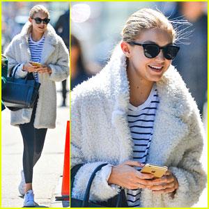 Gigi Hadid Cooks Cody Simpson 'Anything He Wants'