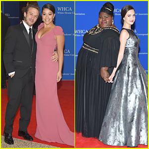Gina Rodriguez Brings Henri Esteve to White House Correspondents' Dinner 2015