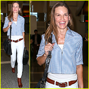 Hilary Swank & Selma's Tom Wilkinson Join Holocaust Drama 'Denial'