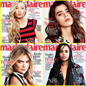 Iggy Azalea, Kate Upton, Hailee Steinfeld & More Are Marie Claire's 'Fresh Faces'
