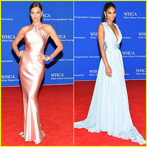 Irina Shayk Looks Beyond Gorgeous at White House Correspondents' Dinner 2015