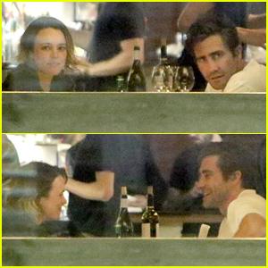Jake Gyllenhaal & Rachel McAdams Have Dinner Together - See the Pics!