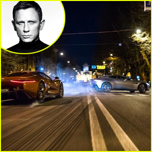 'Spectre' Car Chase Scene is Packed with Action - Watch Here!