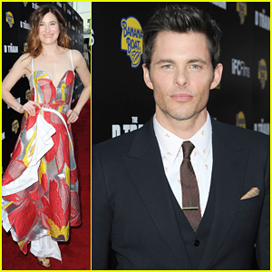 James Marsden & Kathryn Hahn Bring 'The D Train' To Hollywood!