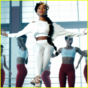 Janelle Monae Teaches Us New Dance in 'Yoga' Music Video - Watch Here!