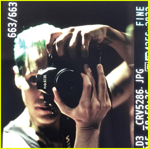 Jared Leto: First Look at Joker Green Hair for 'Suicide Squad'!