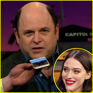 Jason Alexander Re-Records Kat Dennings' Voicemail as George Costanza - Watch Here!