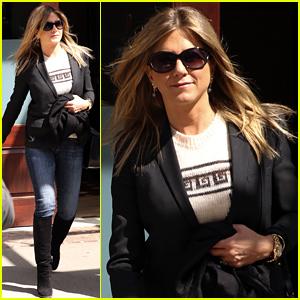 Jennifer Aniston Is the 'Greatest BFF,' Says BFF Courteney Cox