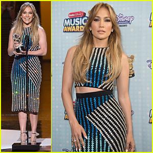 Jennifer Lopez Gets Hero Honor at Radio Disney Music Awards