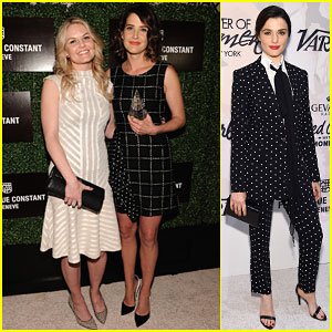 Rachel Weisz & Cobie Smulders Celebrate the Power of Women With Variety
