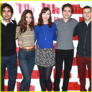 Jesse Eisenberg Brings 'Spoils' Cast to NYC Photo Call