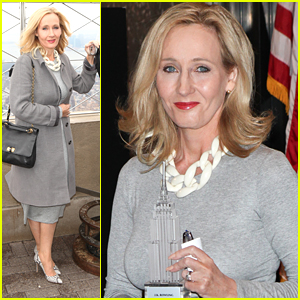 'Harry Potter' Author JK Rowling Speculates On Sequel - Will She Write One?