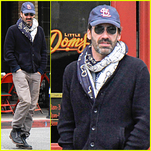 Jon Hamm Experienced '5 Steps of Grief' After 'Mad Men' Wrapped
