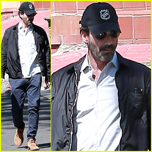 Jon Hamm Talks About Years of Auditioning Before Landing 'Mad Men'