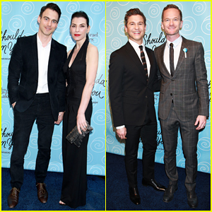 Julianna Margulies & Neil Patrick Harris Couple Up at 'It Shoulda Been You' Opening Night!