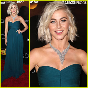 Julianne Hough Celebrates 10 Years of 'Dancing With The Stars'