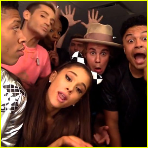 Justin Bieber, Ariana Grande, Kendall Jenner, & Friends Lip-Sync & Dance to Carly Rae Jepsen's 'I Really Like You' - Watch Now!