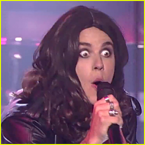 Justin Bieber Looks Unrecognizable As Ozzy Osbourne in 'Lip Sync Battle' Teaser - Watch Now!