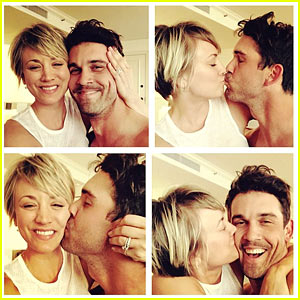 Kaley Cuoco Says Divorce Rumors Make Her Marriage Stronger