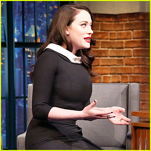 Kat Dennings Opens Up About Dating Josh Groban - Watch Now!