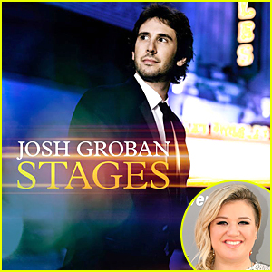 Kelly Clarkson & Josh Groban Cover Phantom of the Opera's 'All I Ask of You' - Listen Now!