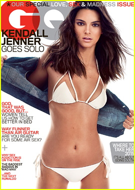 Kendall Jenner Shows Off Her Bikini Body in 'GQ' - See The Cover!