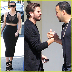 Kim Kardashian Calls Brother Rob 'Pathetic' - Watch Now!