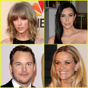 Kim Kardashian, Taylor Swift, & More Make 'Time 100': Read Their Celeb Praises!