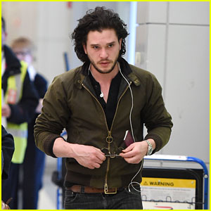 Kit Harington Doesn't Worry About Getting Killed Off 'Game of Thrones'
