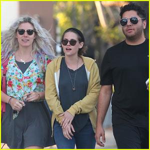 Kristen Stewart Steps Out Smiling After Big Casting News!