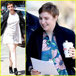 Lena Dunham Weighs In On the Possibility of a 'Girls' Movie