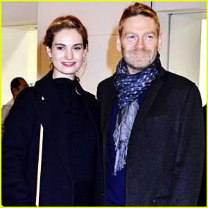Lily James Arrives in Japan to Promote 'Cinderella'
