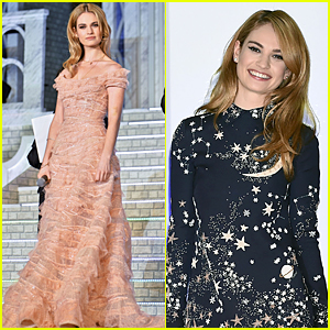 Lily James' 'Cinderella' Grosses Over $400 Million Worldwide