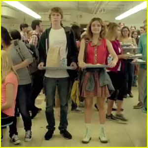 Thomas Mann Makes a Movie For Olivia Cooke in 'Me & Earl & The Dying Girl' Trailer - Watch Now!
